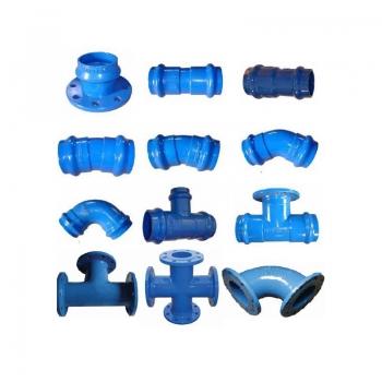 Ductile Iron Manhole, Pipes & Fittings