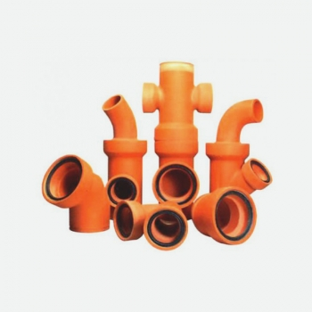 Vitrified Clay Pipes & Fittings