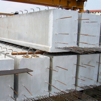 Prestressed Concrete Beams