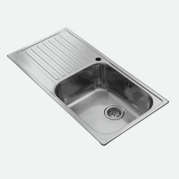 Aluminium & Stainless Steel Kitchen Sinks