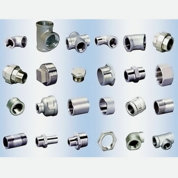Galvanised Iron Pipes & Fittings