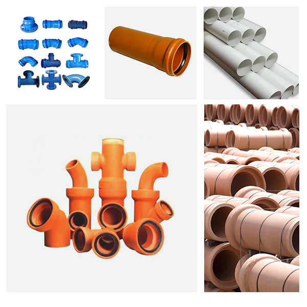 Pipe & Fittings - MKH Building Materials Sdn Bhd