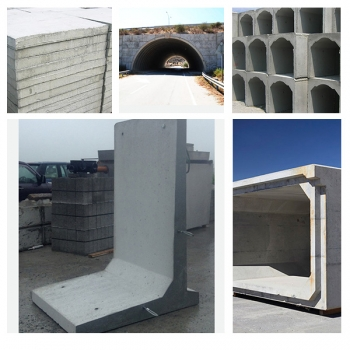 Reinforced & Prestressed Concrete Products