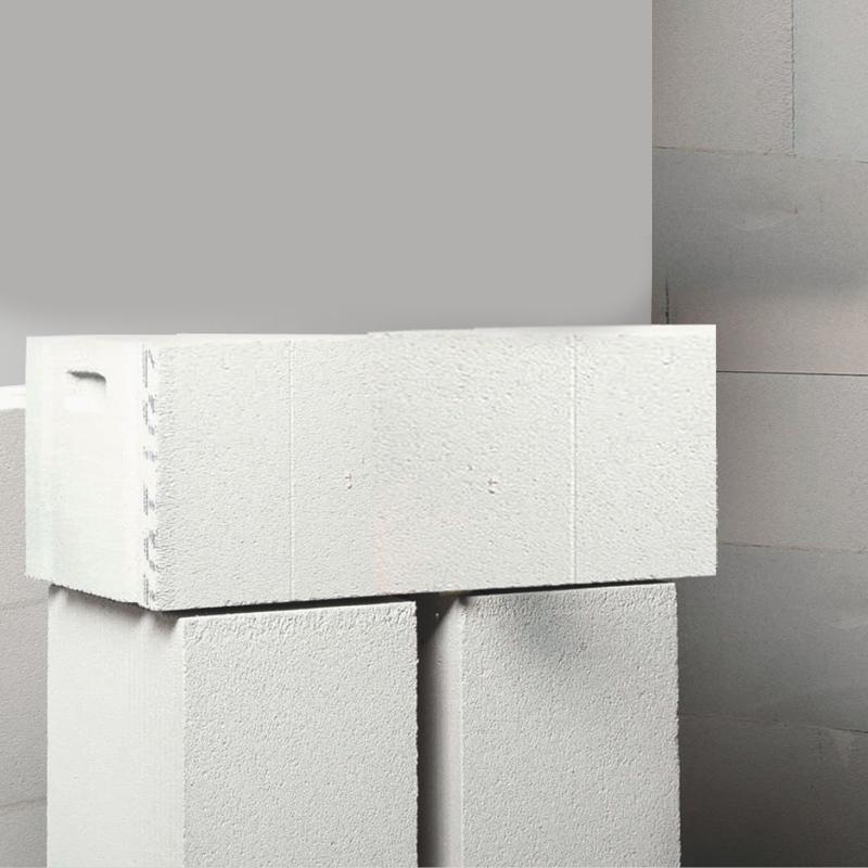 Autoclaved Lightweight Concrete Blocks