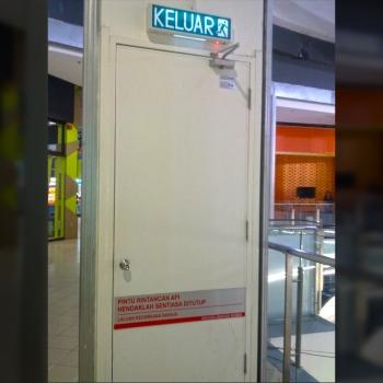 Fire Resistant Doorset Systems