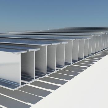 Mild Steel Sheet Piles