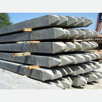 Prestressed Concrete Square Piles