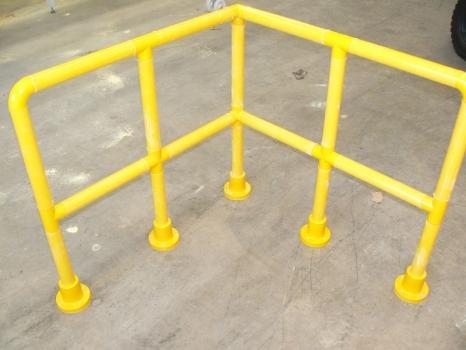 Guard Rails & Hand Rails