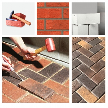 Bricks, Blocks & Pavers