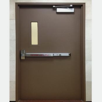 Metal Door & Window Frame